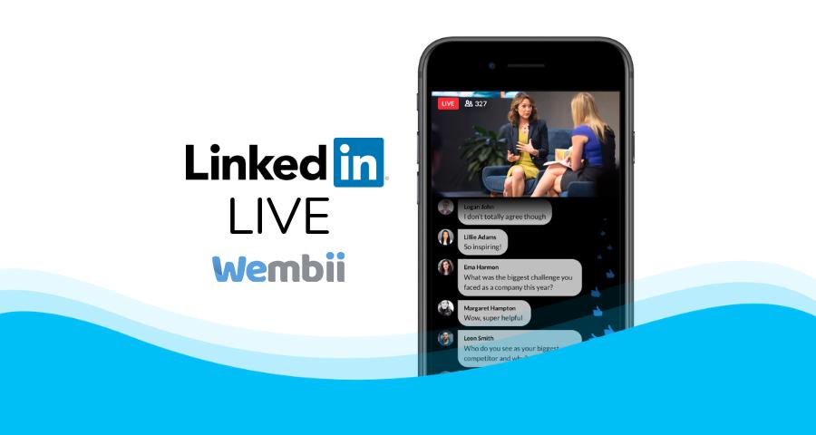 ¿Qué es Linkedln Live?