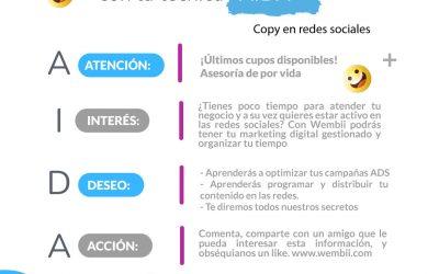¿Cómo persuadir con la técnica «AIDA» en redes sociales?