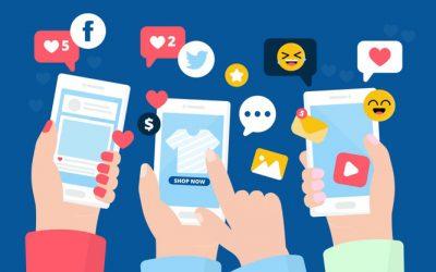 5 beneficios de las redes sociales para empresas